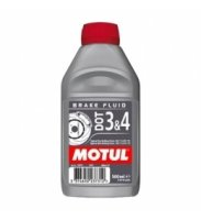 MOTUL DOT 3&4 Brake Fluid (0,5L)