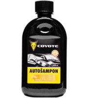 COYOTE Autošampon s voskem; (500 ml)