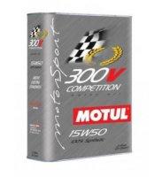 MOTUL 300V Comp 15W50 (2L)
