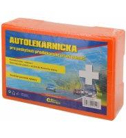 Autolékárna plastová - NOVELIZOVANÁ vyhláškou č.216/2010