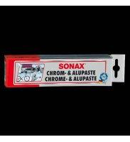 SONAX čistící pasta chrom-hliník   75 ML