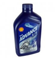 Shell Advance VSX 4 15W-50   1 L